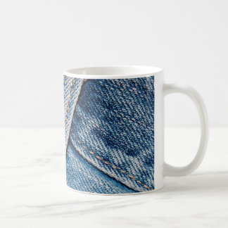 Denim Belt Loop Coffee Mug