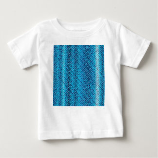 Denim Blue Background Baby T-Shirt