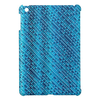 Denim Blue Background Case For The iPad Mini