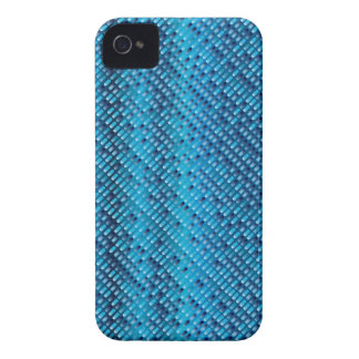 Denim Blue Background iPhone 4 Covers