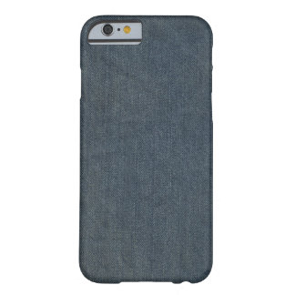 Denim iPhone 6/6s Barely There iPhone 6 Case