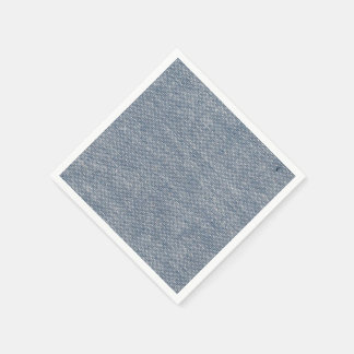 Denim Paper Napkins