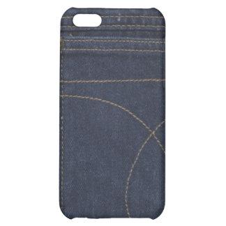 Denim Pocket Speck Case Case For iPhone 5C