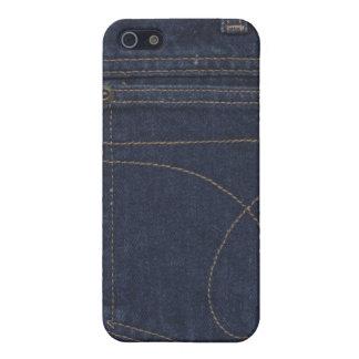 Denim Pocket Speck Case Cases For iPhone 5