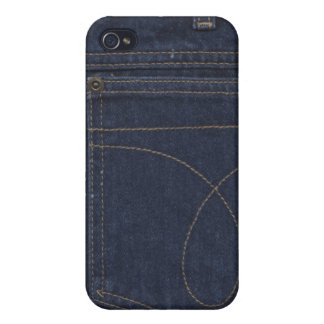 Denim Pocket Speck Case iPhone 4/4S Cover
