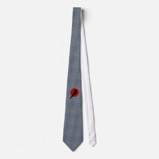 Denim Raven Necktie
