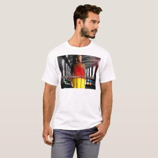 Denise Chamberlain Vitiligo Awareness T-Shirt V2
