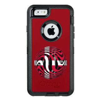 Denmark 1 OtterBox iPhone 6/6s case