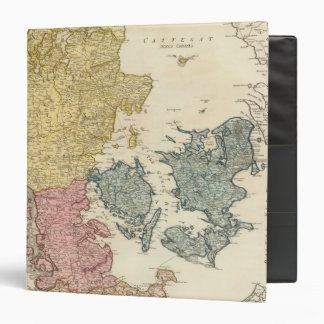 Denmark Atlas Map Binders