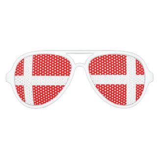 Denmark Aviator Party Shades! Aviator Sunglasses