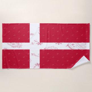 Denmark Beach Towel