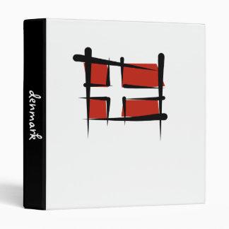 Denmark Brush Flag Binder