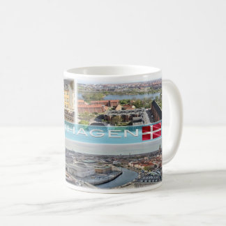 Denmark - Copenhagen - Coffee Mug