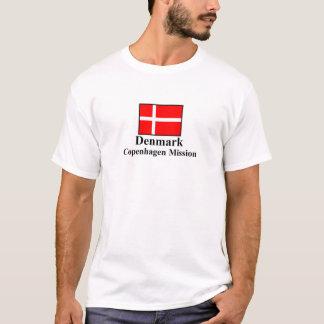 Denmark Copenhagen Mission T-Shirt