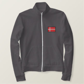 Denmark Embroidered Jacket