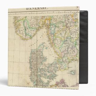 Denmark, Europe 8 Vinyl Binder