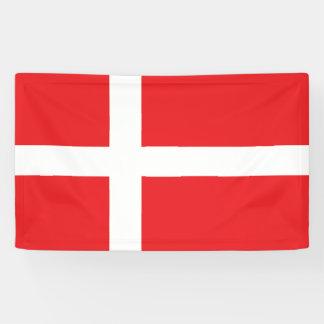Denmark Flag Banner
