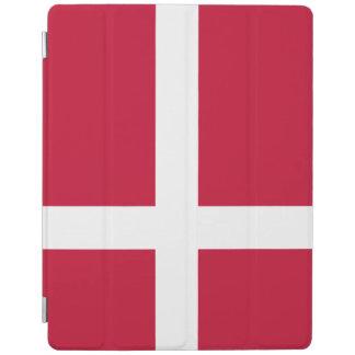 Denmark Flag iPad Cover