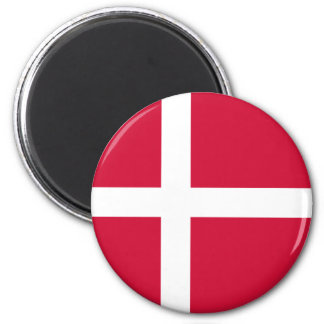 Denmark Flag Magnet