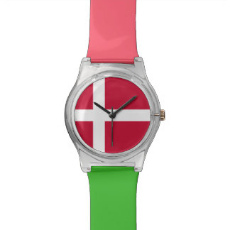 Denmark Flag Watch