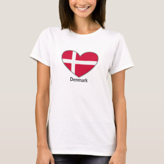 Denmark in my heart T-Shirt