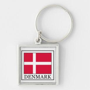 Denmark keychain