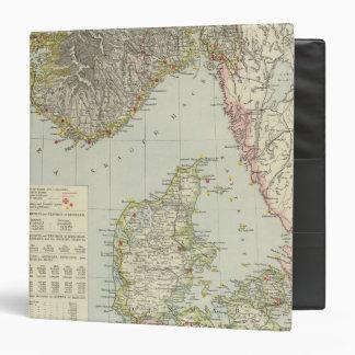 Denmark, South Norway Vinyl Binders