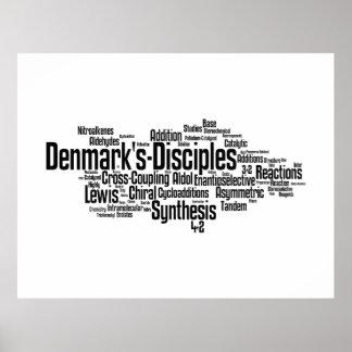 Denmark's Disciples Poster