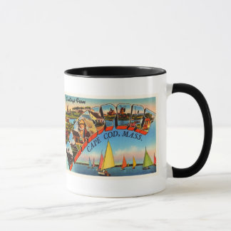 Dennisport Cape Cod Massachusetts MA Old Travel Mug