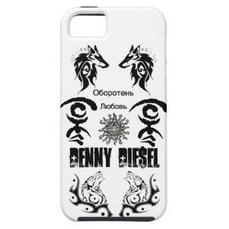 Denny Diesel iPhone 5 Case