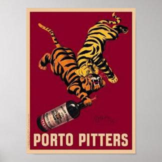 Dénoyauteurs de Porto Poster