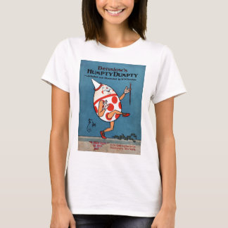 Denslow's Humpty Dumpty Vintage Book Cover T-Shirt