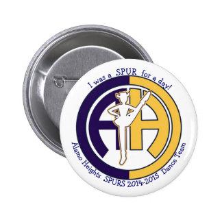 Dent d'équipe de danse d'Alamo Heights pour un bou Badges