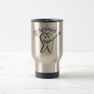 Dental Hygienist Gift Travel Mug