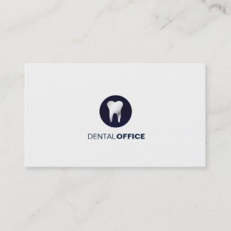 Dental Office ı Business card
