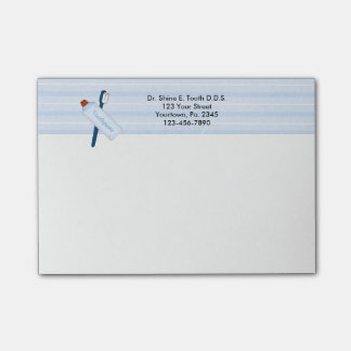 Dental Office Post- It Notes