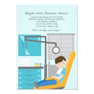 Dental Patient Dentist Announcement
