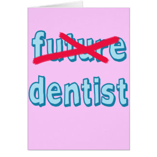Dental School Grad Products Cards