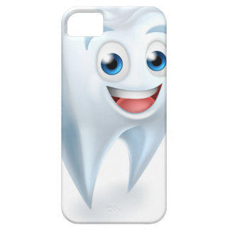 Dental Tooth Mascot Case For The iPhone 5