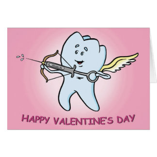 Dental Valentine's Day Card