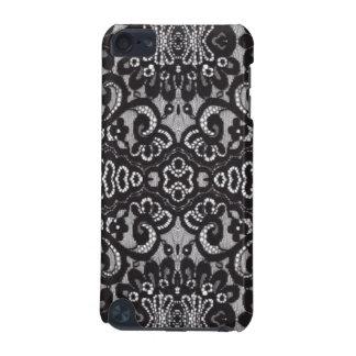 dentelle noire de Bohème chic minable girly Coque iPod Touch 5G