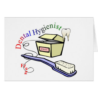 Dential Hygienist T-shirts and Gifts Card