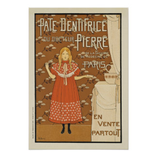 Dentifrice poster