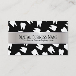 Dental appointment reminder business cards business card dentist appointment reminder professional dental reheart Image collections