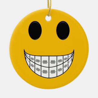 Dentist Braces Ornament