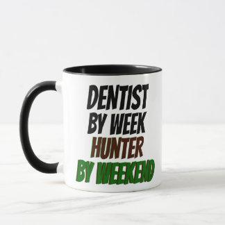 Dentist by Day Hunter by Weekend Mug
