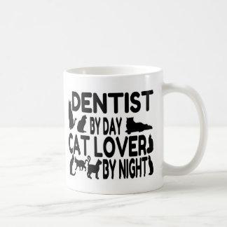 Dentist Cat Lover Coffee Mug