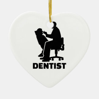 Dentist Ceramic Ornament