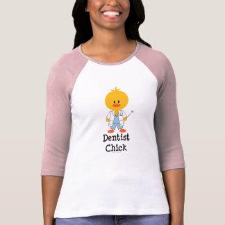 Dentist Chick Shirt