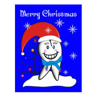 Dentist Christmas Cards and Gifts